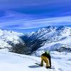 【スイス・ツェルマット・GWに海外スキー&スノボ】雪質最高!人はガラガラの超穴場なスキー場がココにあった!!