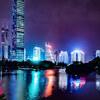 中国深センの100マイルレース、UTSZ100 (Ultra Trail ShenZhen / 深圳100)2018