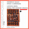 『Heinrich Isaac/Ludwig Senfl: Messen』 Capella Antiqua München/Konrad Ruhland