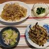 2019-03-24の夕食