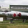 【東京都】空自 府中基地の展示機