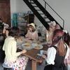 上田安子服飾専門学校ゴシック&ロリータのTeaParty!