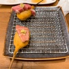 大阪玉造の大西清かつで美味しい串揚げのコース料理を頂きました