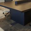コクヨが飛沫を吸引するテーブルを発売
