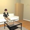 【Part1】VR/UI研究所アプリを作る【銃・VR彼氏土台づくり編】