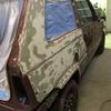 FIAT PANDA 141 再塗装