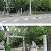 『白山神社』名古屋市東区矢田