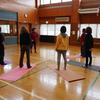 高知でのチベット体操講座にて。