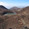 くじゅう南登山道を歩く  2011.11.26