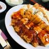 【岡山市北区】ともでボリューム満点のチーズチキンカツ!なんとご飯おかわり自由✨