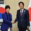 違法設置の出鱈目慰安婦像は日韓合意違反の象徴だ。