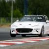 ポーランドで開幕する「Mazda MX-5 Cup Poland」の専用カップカーがお披露目。