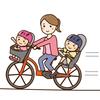 子供乗せママチャリの主婦が競輪選手になった話に爆笑・感動!