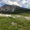 灼熱大雪山を縦走してみる①〜北海道を巡る冒険