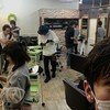 greengrace スタイリスト練習・発表会