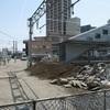 熊本駅 撤去