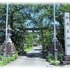 和爾良神社と大光寺