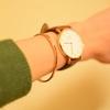 憧れの時計ブランド!ダニエルウェリントン