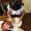 【子どもとクッキング】3歳時から楽しめる餃子パーティー