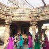 【インド:アダーラジ階段井戸】イスラム・ヒンドゥー彫刻が美しい、井戸建築の最高峰
