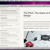 人気RSSリーダークライアント「Reeder」のMac版、iPad版が期間限定で無料に