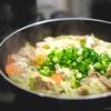そろそろ鍋も食べたくなる。そんな涼しい朝でした。