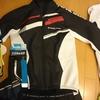 サイクリングウェアを冬仕様に!! ウインドブレークジャケット・グローブ・シューズカバー!!