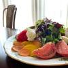 千葉【ルコラステーション】アジアのベストレストラン3位『傳』のスペシャルサラダ「畑の様子」セットでおうち時間