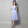 ドレスルームアミでベニトアイトのようなブルーカラーのステージドレスをご購入されたお客様の口コミ