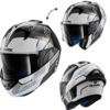 フルフェイスとジェットを切替可能!フリップフロント式ヘルメットSHARK EVO-ONE 2レビュー