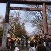 北海道神宮と花見
