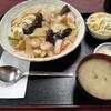 西川口の「あおき食堂」でうま煮丼定食を食べました★
