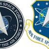 スタートレックにそっくり トランプ氏が披露した宇宙軍の旗