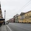 ネフスキー大通りを散策します(2020・春のヨーロッパツアー⑭)