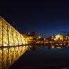 フランス旅「パリとモン・サン・ミッシェルの旅!エッフェル塔のシャンパンフラッシュとルーヴルに酔いしれる夜」