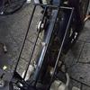 #バイク屋の日常 #スーパーカブ #ワンオフ #リアキャリア #完成 #移設