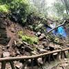 九州南部で大雨続く 宮崎・鹿児島、土砂災害に警戒