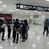 成田空港と五輪のボランティア