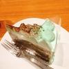 【期間限定】チョコミントショートケーキ@ダッキーダック