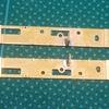 ドコービル組み立て講座(6)シリンダーブロックの取り付け位置