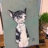 GWだし、猫ちゃん眺めたいので描いていた作品紹介