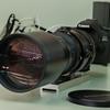 Mamaya Apo-sekor 500mmのファーストライト