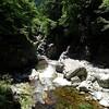 三段峡 渓谷歩き
