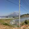 ~桜島南岳噴火~