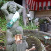 「白岩清水」と白岩姫にまつわる伝説(妙高市大字下平丸)