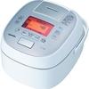 保温機能の評価が高い 東芝 炊飯器 5.5合 真空圧力IHジャー炊飯器 RC-10VSM-W