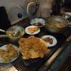 幸運な病のレシピ( 1976 )朝:カキフライ、鳥カツ、鮭、手羽先、ニシン焼きびたし(仕立直し)、味噌汁、マユのご飯