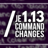 Java版1.13(.1)のコマンド・配布ワールド制作に関する変更点まとめ