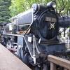 世田谷公園の鉄道車輌展示