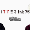 配信視聴記録41.「B I T T E R fnk 75%」10月25日20:00(有料生配信)